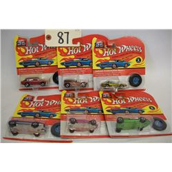 Hot Wheels 25th Anniversary Die Cast Cars-Series I