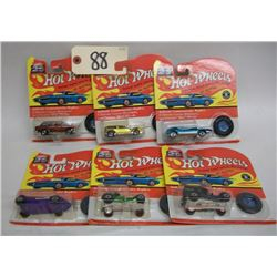 Hot Wheels 25th Anniversary Die Cast Cars-Series J