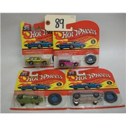 Hot Wheels 25th Anniversary Die Cast Cars-Ser. K1