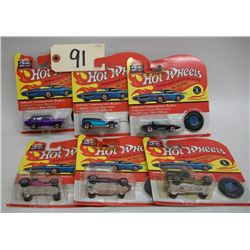 Hot Wheels 25th Anniversary Die Cast Cars-Series M