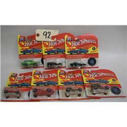 Hot Wheels 25th Anniversary Die Cast Cars-Series L