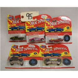 Hot Wheels Vintage Series C & E