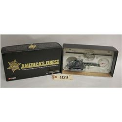America's Finest- Bell 47 Die-Cast Helicopter