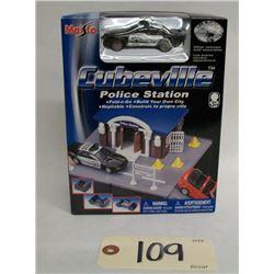 Maisto Cubeville Police Station (Die Cast)