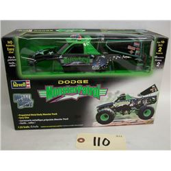 Revell Dodge Monster Patrol Die Cast Model Kit