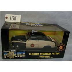 Ertl Collectibles Florida Highway 1949 Mercury