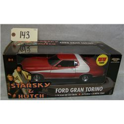 Ertl Collectibles Starsky & Hutch Grand Torino