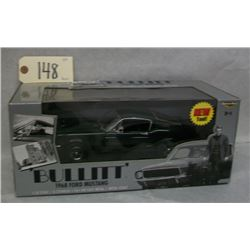 Ertl Collectibles Bullitt 1968 Ford Mustang