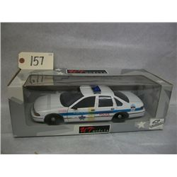 UT Models Chicago Police Chevy Caprice