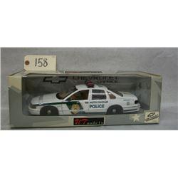 UT Models Metro Dada Police Chevy Caprice