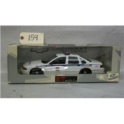 UT Models Brossard Police Chevy Caprice