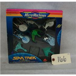 MicroMachines Star Trek Collector's Set