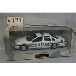 UT Models Asheville Police