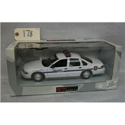 UT Models Cheyenne Police