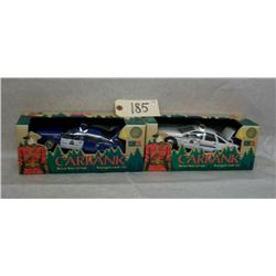 Carbank Die Cast RCMP GRC Police Cars (2)