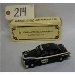Brooklin Models 1951 Ford Dordor Police Die Cast