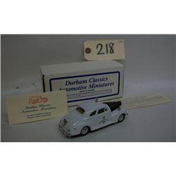 Durham Classics 1941 Chevrolet OPP Die Cast
