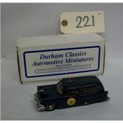 Durham Classics 1954 Ford Ontario Chiefs of Police