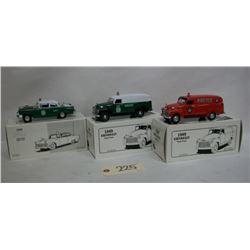 First Gear Die Cast Police Vehicles (3)