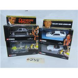 Corgo The Definitive  Bond Collection (4pcs)