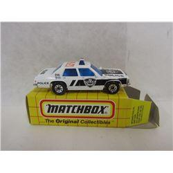 Law Enforcement Die Cast Cars