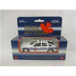 Canadian Law Enforcement Die Cast Cars