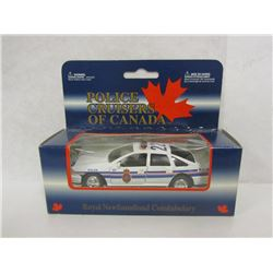 Canadian Law Enforcement Die Cast Cars