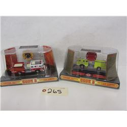 Seagrave  Limited Edition Code Red Die Cast 1/46th