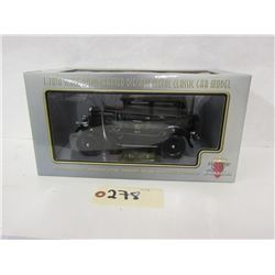 New York Diecast  h Police Vehicles (2pcs)