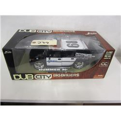 Jada Diecast   Police Vehicles   (2 pcs)