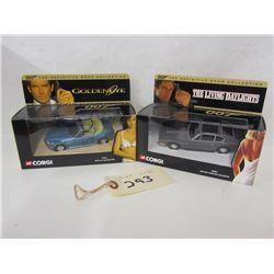 Corgi The Definitive Bond Collection (4pcs)