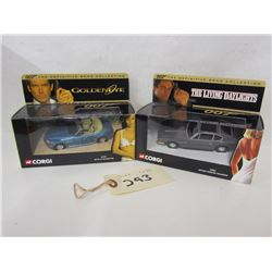 Corgi The Definitive Bond Collection (4pcs)