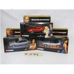 Corgi The Definitive Bond Collection (3Pcs)