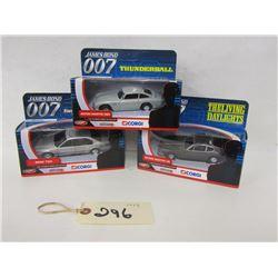 Corgi The Ultimate Bond Collection (3pcs)