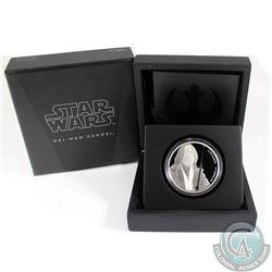 2017 Niue $2 Star Wars Classic: Obi-Wan Kenobi Silver Proof (Tax Exempt)