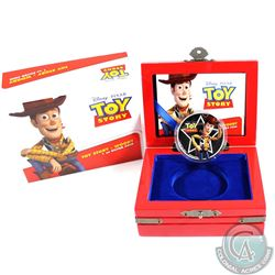 2018 Niue $2 Disney/Pixar Toy Story - Woody Silver Proof Coin (Tax Exempt)