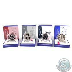 2003-2007 1/4 Euro & 1.5 Euro Silver Coin Collection. You will receive 2003 1.5 Euro Mona Lisa, 2006