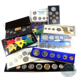 1965-2007 Canada Coin Year Set Collection. You will receive 1965, 1967, 1968 (with 1969 25-cent), 19