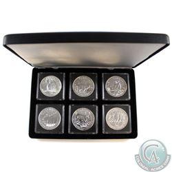 2013 Canada $5 .9999 Silver Wildlife Series Antelope