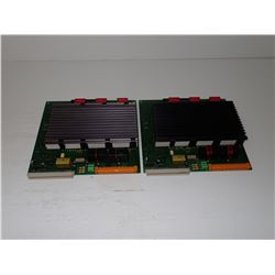 ABB YB560103-CB/10 SERVO AMPLIFIER, 2 TOTAL