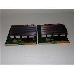 ABB YB560103-CC/9 SERVO AMPLIFIER, 2 TOTAL