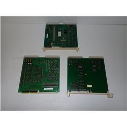 QUANTITY 3 CIRCUIT BOARDS *SEE PICS FOR PART NUMBERS*