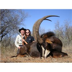 7 DAY SOUTH AFRICA TRIP FOR 2 HUNTERS AND 2 NON HUNTERS