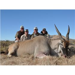 7 DAY BLACK IMPALA AND COPPER SPRINGBUCK HUNT