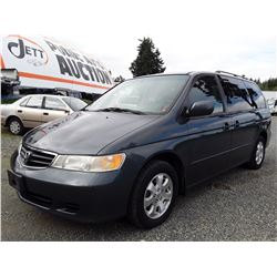 I2 -- 2004 Honda Odyssey