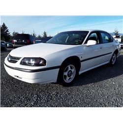 L4 -- 2004 Chevrolet Impala