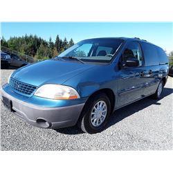 M6 -- 2002 Ford Windstar LX