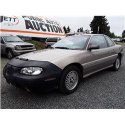 F2 -- 1997 Pontiac Grand Am SE
