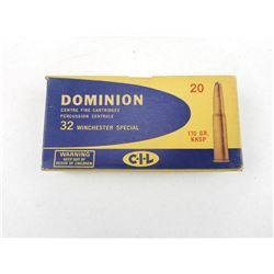 DOMINION 32 WIN SPL AMMO