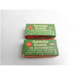 REMINGTON 25 AUTO AMMO